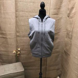 Michael Kors Hooded Vest
